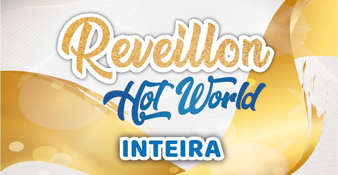 REVEILLON INTEIRA (A PARTIR DE 12 ANOS)