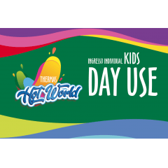 EXCURSÃO - INGRESSO KIDS