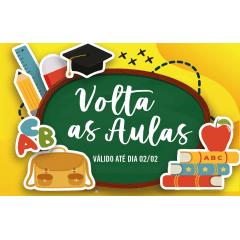 COMBO VOLTA AS AULAS