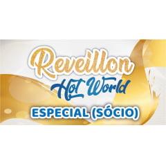 SÓCIO REVEILLON ESPECIAL (DE 6 A 11 ANOS)